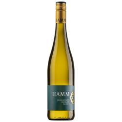 Riesling feinherb Ortswein Weingut Hamm Ingelheim Rheinhessen Weißwein