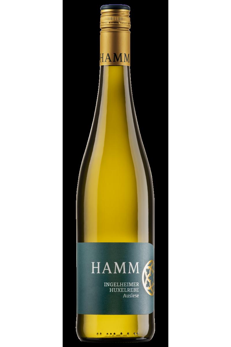 Huxelrebe Weingut Hamm Ingelheim Rheinhessen Weißwein