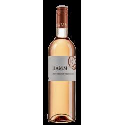 Portugieser Weißherbst mild Weingut Hamm Ingelheim Rheinhessen Weißwein